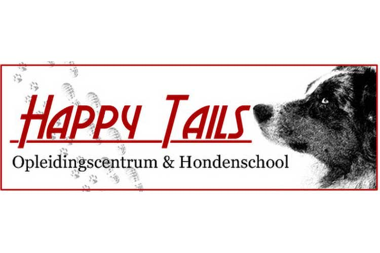 Logo Happy Tails