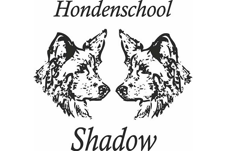 Logo Hondenschool Shadow